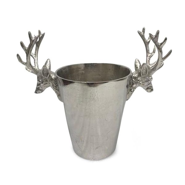 Cooler Deer  Colored   Aluminium 50x29