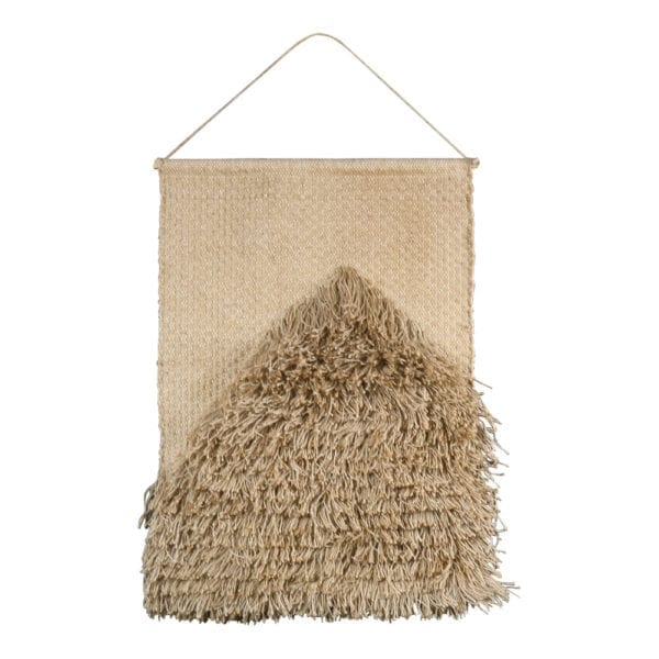 Jute   Natural  Rectangle  60x90x2cm Mars & More